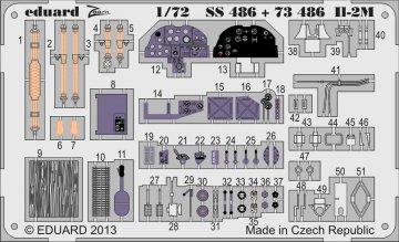 IL-2M Stormovik [Academy] · EDU SS486 ·  Eduard · 1:72