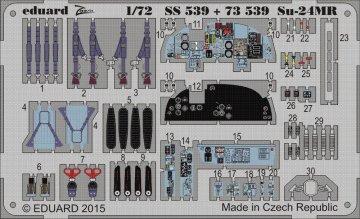 Su-24MR Fencer-E  [Trumpeter] · EDU SS539 ·  Eduard · 1:72