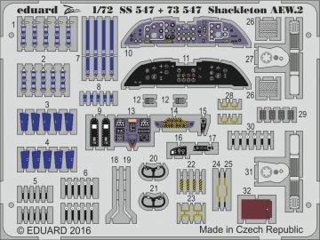 Shackleton AEW.2 [Revell] · EDU SS547 ·  Eduard · 1:72