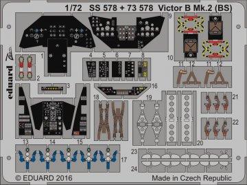 Handley Page Victor B Mk.2 (BS) [Airfix] · EDU SS578 ·  Eduard · 1:72