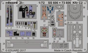 KFIR C2 [AMK] · EDU SS606 ·  Eduard · 1:72