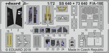F/A-18E [Academy] · EDU SS640 ·  Eduard · 1:72