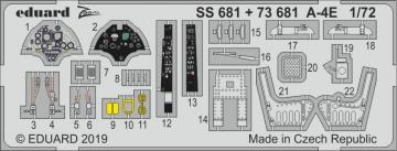 A-4E Sky Hawk [HobbyBoss] · EDU SS681 ·  Eduard · 1:72