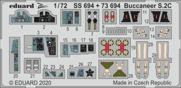 Buccaneer S.2C [Airfix] · EDU SS694 ·  Eduard · 1:72