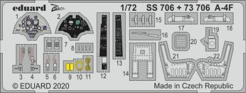 A-4F Sky Hawk [HobbyBoss] · EDU SS706 ·  Eduard · 1:72