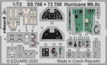 Hurricane Mk.IIc [Arma Hobby] · EDU SS708 ·  Eduard · 1:72