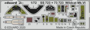 Wildcat Mk.VI [Arma Hobby] · EDU SS723 ·  Eduard · 1:72