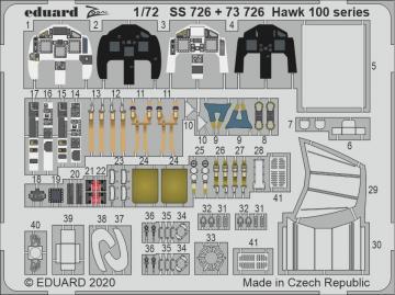 Hawk 100 series [Airfix] · EDU SS726 ·  Eduard · 1:72