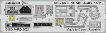 A-4B Skyhawk [Hobby 2000] · EDU SS746 ·  Eduard · 1:72