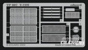 T-72M · EDU TP007 ·  Eduard · 1:35