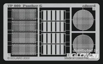 Panther G Sd.Kfz. 171 · EDU TP009 ·  Eduard · 1:35