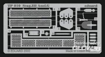 Stug.III Ausf. G · EDU TP010 ·  Eduard · 1:35