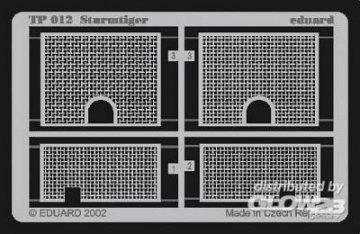 Sturmtiger · EDU TP012 ·  Eduard · 1:35