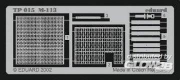M-113 · EDU TP015 ·  Eduard · 1:35