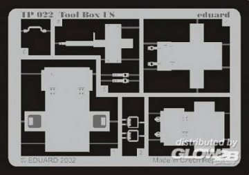 Tool Box US · EDU TP022 ·  Eduard · 1:35