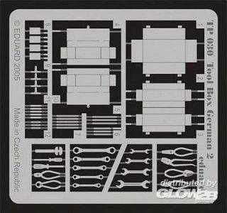 Tool Box German 2 · EDU TP030 ·  Eduard · 1:35
