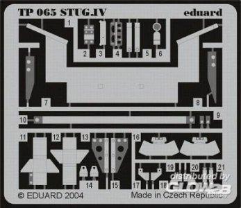 Stug.IV · EDU TP065 ·  Eduard · 1:35