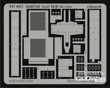 RHINO Anti IED device · EDU TP097 ·  Eduard · 1:35
