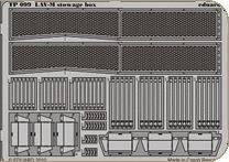 LAV-M - Stowage box [Trumpeter] · EDU TP099 ·  Eduard · 1:35