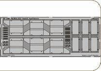 Sd.Kfz.251 Ausf.C - Toolboxes [AFV-Club] · EDU TP100 ·  Eduard · 1:35