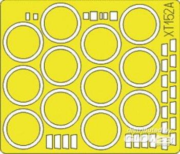 AAVP-7A1 Für Hobby Boss Bausatz · EDU XT152 ·  Eduard · 1:35