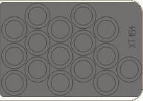M-50A - Wheels [Academy] · EDU XT164 ·  Eduard · 1:35