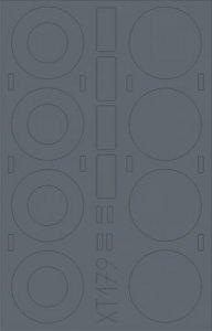 Staghound - Wheels [Bronco Models] · EDU XT179 ·  Eduard · 1:35