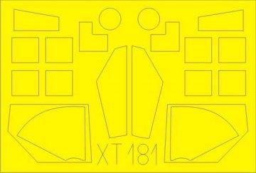 M-ATV windows  [Kinetic] · EDU XT181 ·  Eduard · 1:35