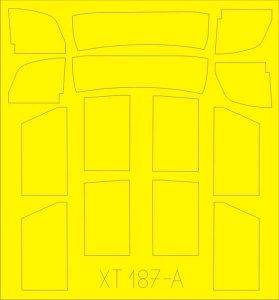 Typ 770K (W150)  [ICM] · EDU XT187 ·  Eduard · 1:35