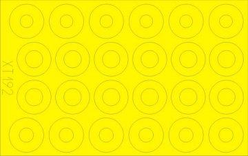 SU 152 - Wheel masks  [Trumpeter] · EDU XT192 ·  Eduard · 1:35