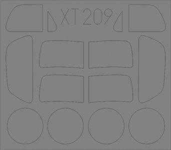 Simca 5 staff car [Tamiya] · EDU XT209 ·  Eduard · 1:35