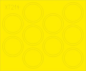 T-34/85 - Wheels [Academy] · EDU XT214 ·  Eduard · 1:35