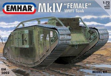 Mk.IV Female · EM 5002 ·  Emhar · 1:72