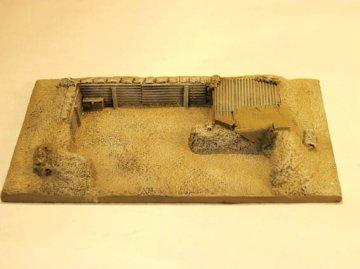 WWII Geschützstellung · EM 6505 ·  Emhar · 25 mm