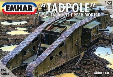 WWI Tadpole · EM 935005 ·  Emhar · 1:72