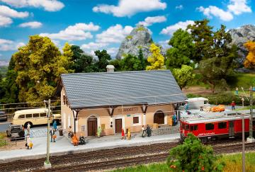Bahnhof Ardez · FAL 110144 ·  Faller · H0