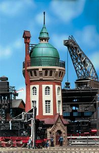 Wasserturm Bielefeld · FAL 120166 ·  Faller · H0