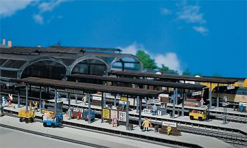 Bahnsteige · FAL 120191 ·  Faller · H0