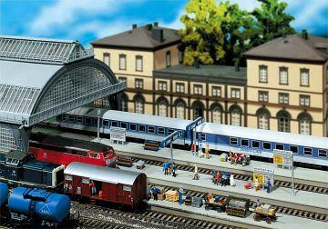 Bahnsteigverlängerung · FAL 120197 ·  Faller · H0