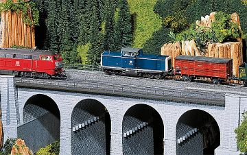 Viadukt-Oberteil · FAL 120477 ·  Faller · H0