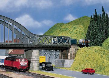 Kastenbrücke · FAL 120534 ·  Faller · H0