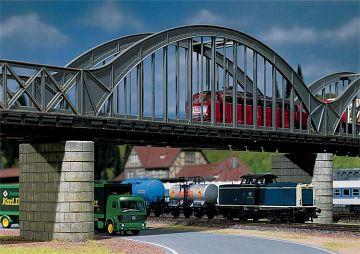 Stabbogenbrücke · FAL 120536 ·  Faller · H0