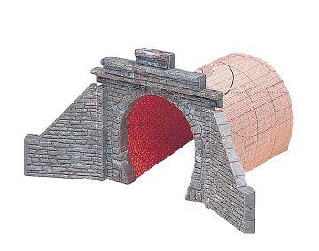 Tunnelportal für Dampfbetrieb · FAL 120558 ·  Faller · H0