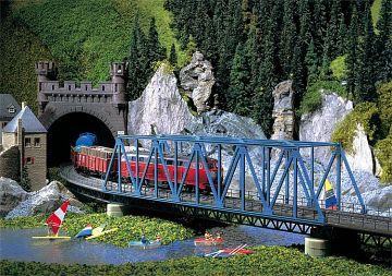 Kastenbrücke · FAL 120560 ·  Faller · H0