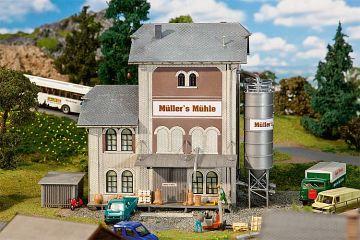 Industriemühle · FAL 130228 ·  Faller · H0