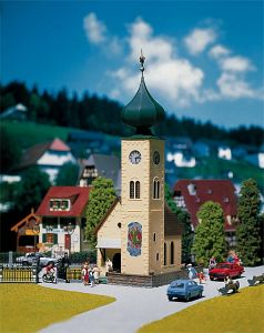 Kirche · FAL 130238 ·  Faller · H0