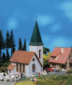 Dorfkirche · FAL 130240 ·  Faller · H0
