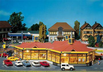 Edeka-Markt Friedrichsen · FAL 130342 ·  Faller · H0