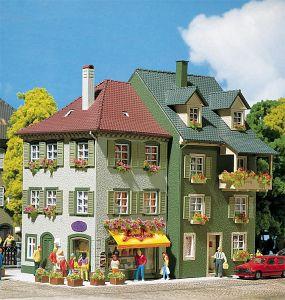 2 Stadthäuser · FAL 130414 ·  Faller · H0