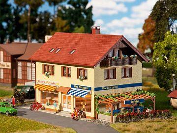 Metzgerei/Bäckerei · FAL 130489 ·  Faller · H0